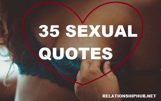 sexual quotes