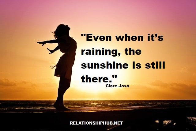 positive sunshine quotes