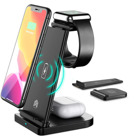 3 in 1 wireless charger best gifts