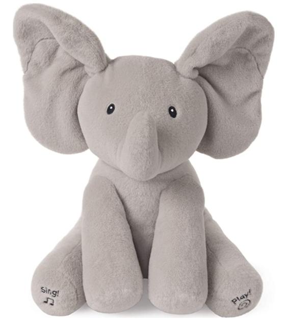 animated flappy the elephant