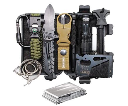 men's survival kit