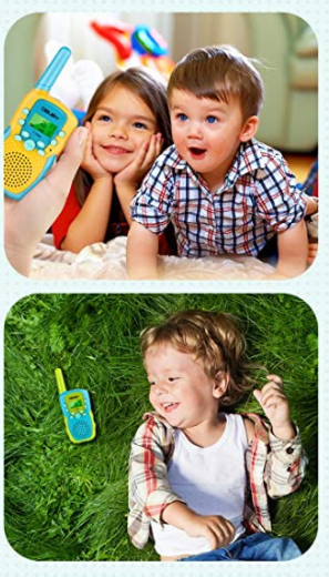 kids walkie talkie