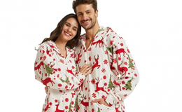 best matching pajamas